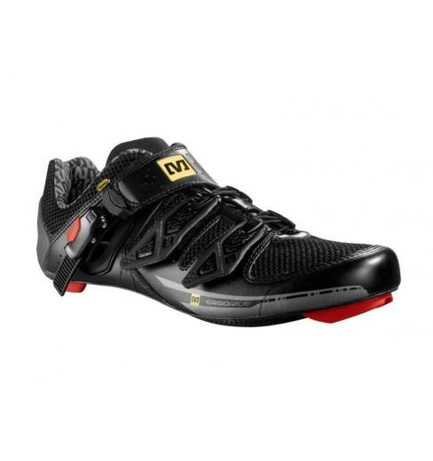 mavic chaussures pro road noir 2011 chaussures velo. Black Bedroom Furniture Sets. Home Design Ideas