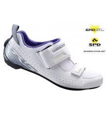 SHIMANO chaussures triathlon femme TR500 2019