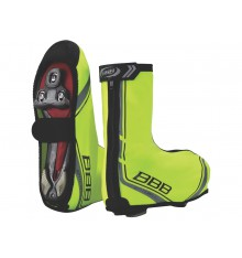 BBB couvre-chaussures Waterflex Jaune