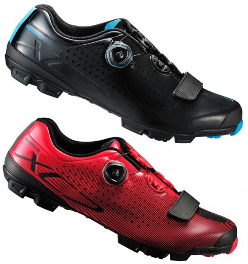 SHIMANO chaussures VTT homme XC70 2017