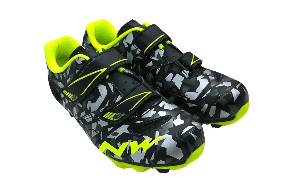 34 Jaune chaussure affaire vtt Lime Meilleure Mesh Marine taille IP0aq