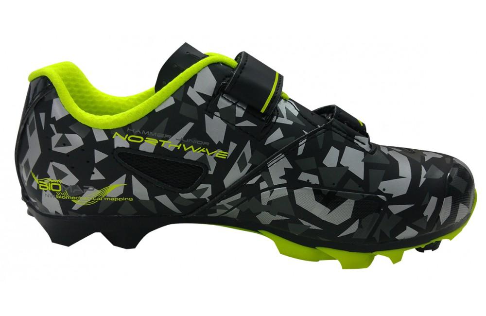northwave hammer camo junior mtb shoes 2017