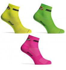 Socquettes vélo SIDI Color 2017