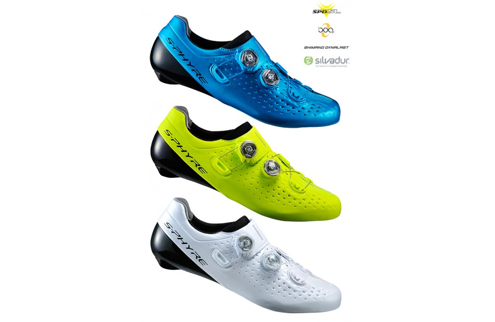 Shimano S Phyre Rc Road Shoes Blue