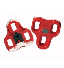 LOOK KéO CLEATS red