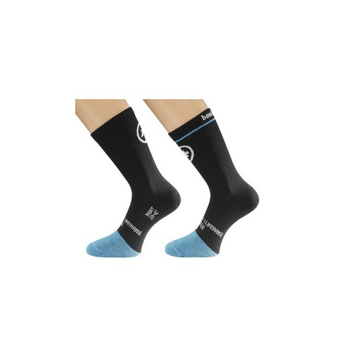 ASSOS chaussettes cyclistes hiver bonkaSock