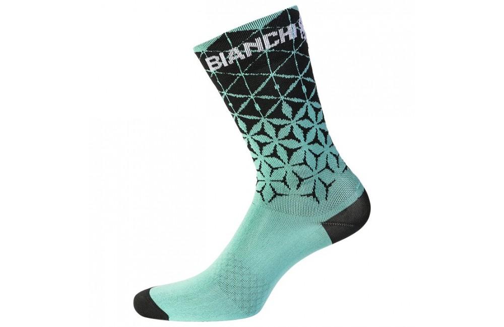 Bianchi Milano Bolca Socks Bike Shoes