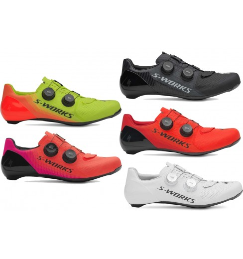 SPECIALIZED S-Works 7 road shoes 2018
