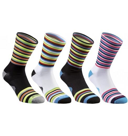 SPECIALIZED chaussettes été Full Stripe 2018