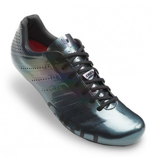 GIRO chaussures route Empire SLX Metallic Charcoal 2019