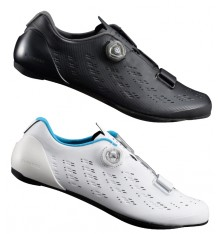 SHIMANO chaussures route homme RP9 large 2019