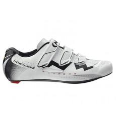 NORTHWAVE chaussures EXTREME blanc-noir 2013