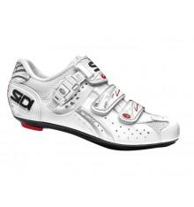 SIDI chaussures femme Genius 5 Fit Carbon blanc verni 2015