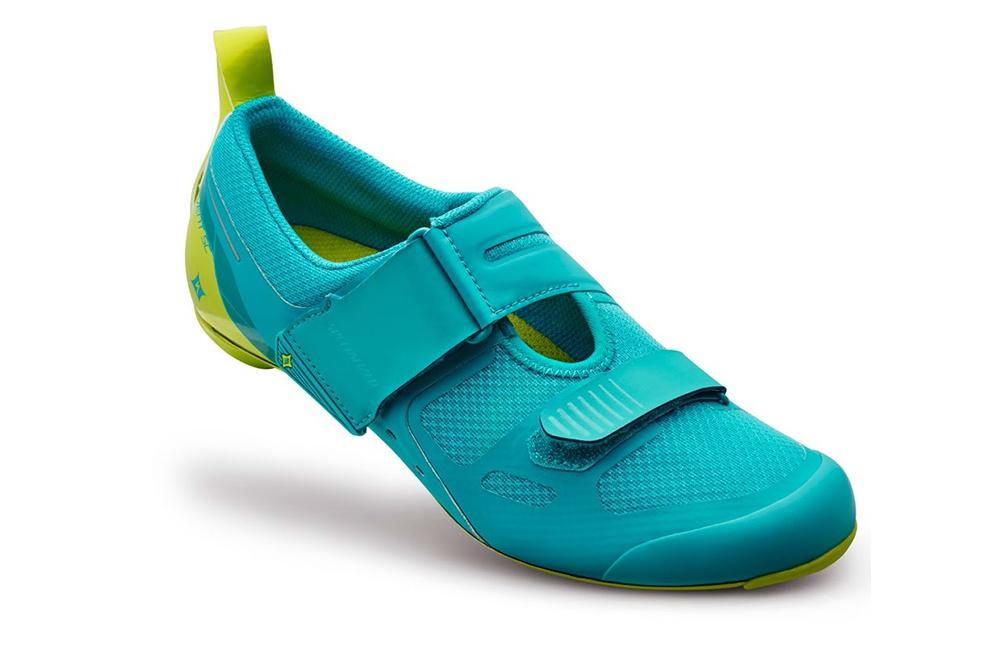 nouveau style c40e8 ba91c SPECIALIZED chaussures triathlon femme Trivent SC 2017