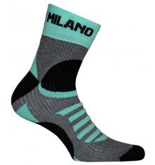 BIANCHI MILANO Ornica winter cycling socks 2016