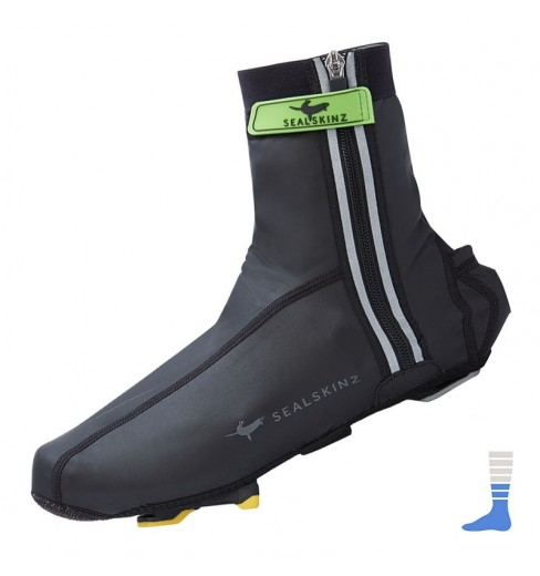 SEALSKINZ couvre-chaussures  légers lumineux