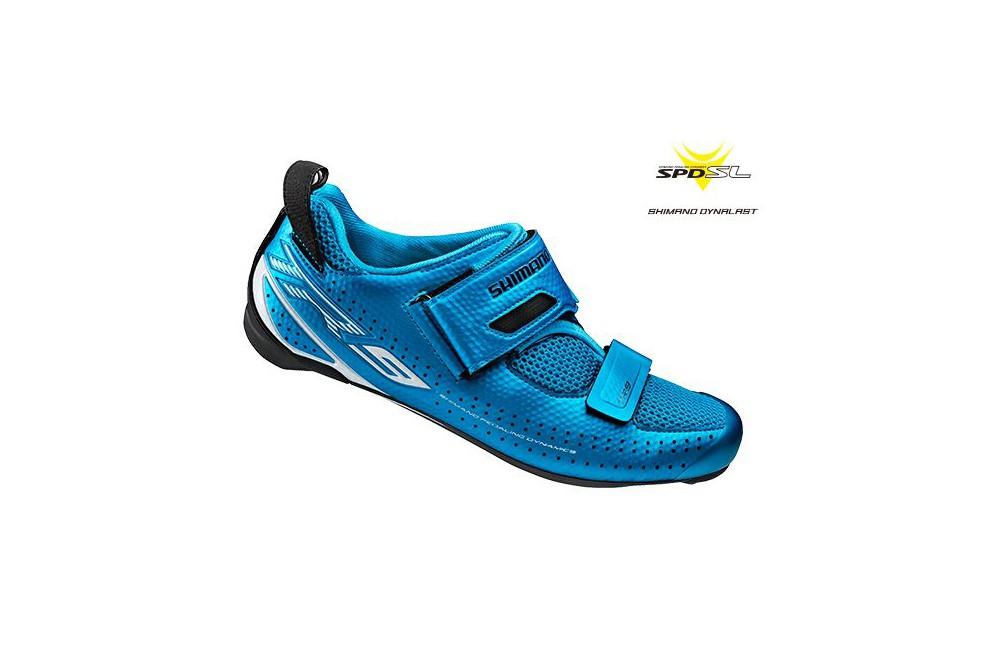 site réputé 55b50 21442 SHIMANO chaussures triathlon homme TR9