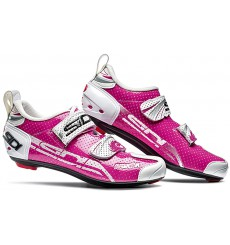 SIDI Women's T4 Carbon Air Triathlon shoes