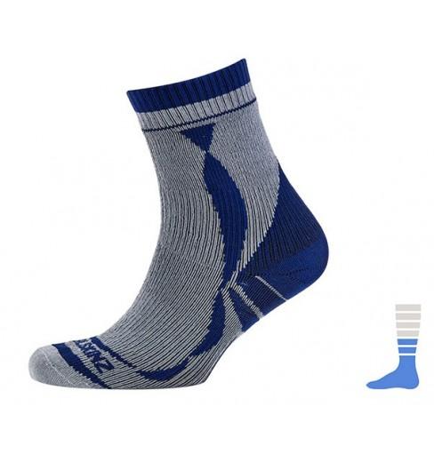 SEALSKINZ Merino thin ankle length socks