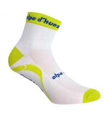 ALPE D HUEZ Flag socks