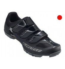 SPECIALIZED men's Sport MTB black shoes 2016