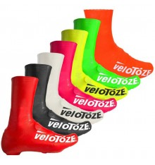 VELOTOZE tall Latex shoe covers 2021