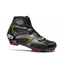 SIDI Frost GORE-TEX  Black MTB Shoes