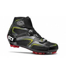 SIDI Frost GORE-TEX  Black MTB Shoes