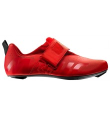 MAVIC Cosmic Elite Tri red triathlon shoes 2019