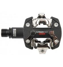 Pédales VTT LOOK XC X-Track Race Carbon