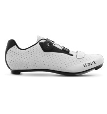 FIZIK R5B Uomo white / black men's road shoes