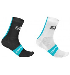 SKY chaussettes cyclistes Rosso Corsa 13 2018
