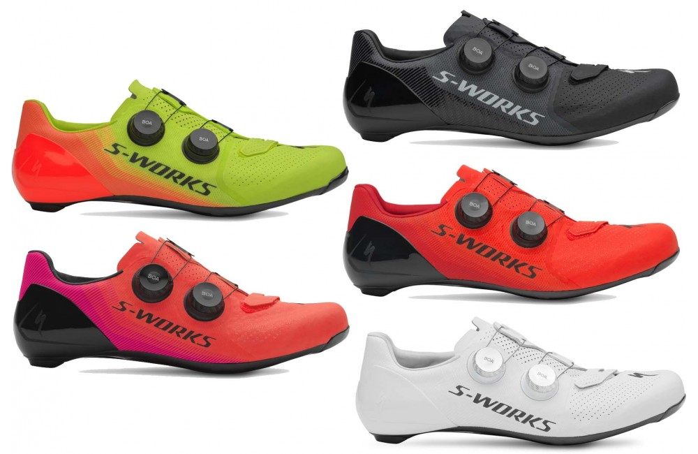 SPECIALIZED S-Works 7 road shoes 2020
