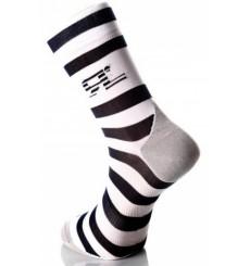 RAFA'L chaussettes Carbone Classico Marinière