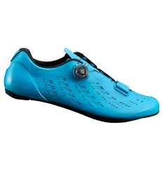 SHIMANO RP9 blue road cycling shoes