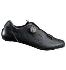 SHIMANO RP9 black road cycling shoes