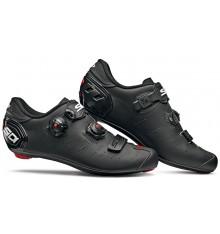 Chaussures vélo route SIDI Ergo 5 Mega noir mat carbon Composite 2021