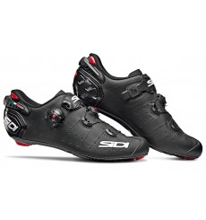 SIDI Wire 2 Carbon matt black road cycling shoes 2019