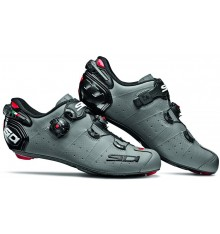 SIDI Wire 2 Carbon matt grey black road cycling shoes 2020
