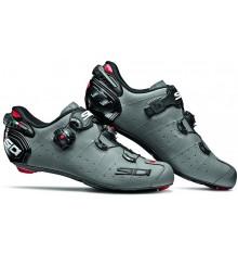 SIDI Wire 2 Carbon matt grey black road cycling shoes 2021