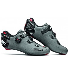 SIDI Wire 2 Carbon matt grey black road cycling shoes 2019