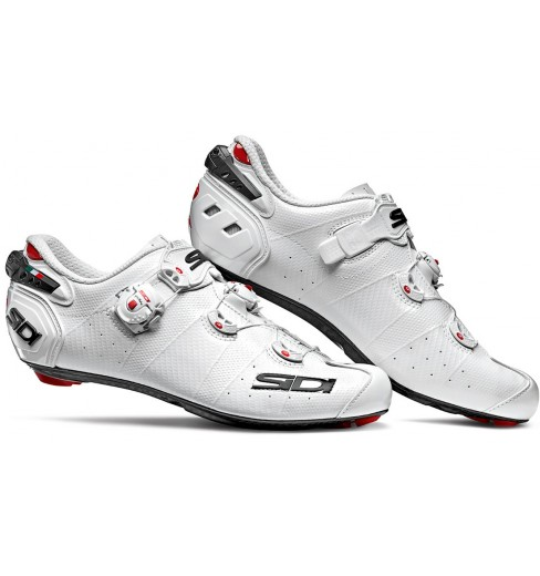 SIDI Wire 2 Carbon white road cycling shoes 2020