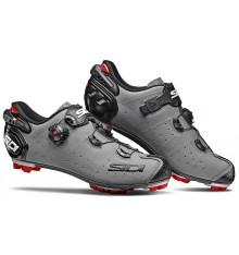 SIDI Drako 2 SRS matt grey black MTB shoes 2021