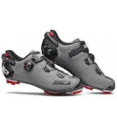 SIDI Drako 2 SRS matt grey black MTB shoes 2019