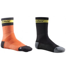 MAVIC Ksyrium Elite Thermo winter cycling socks 2019