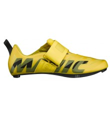 MAVIC Chaussures triathlon homme Cosmic SL Ultimate Jaune 2019