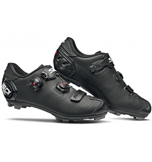 SIDI Dragon 5 SRS Mega Carbon matt black  MTB shoes 2019