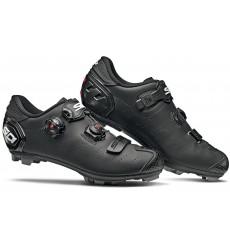 Chaussures VTT SIDI Dragon 5 SRS Mega Carbone noir mat 2021