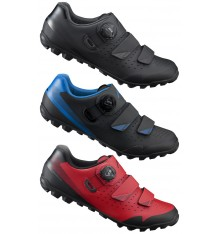 SHIMANO chaussures VTT homme SH-ME400 2019