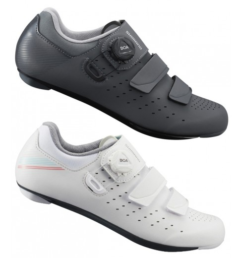 SHIMANO RP400 women's road cycling shoes 2020